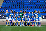 St Johnstone FC Academy Under 12's<br /> Back from left, Luke Graham, Craig Donald, Danny McEwan, Scott Lavelle, Matthew Hanlon, Matthew Cullerton, Euan Wolecki, Euan Hay, Logan Young and Angus Gibson.<br /> Front from left, Ben Henderson, Brodie Smith, Mitchell Findlay, Kayden Alexander, Lyle Munro, Keane Wittet and Jack Bain.<br /> Picture by Graeme Hart.<br /> Copyright Perthshire Picture Agency<br /> Tel: 01738 623350  Mobile: 07990 594431