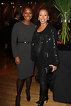Sidra Smith and Tamara Tunie Attend Hearts of Gold's 16th Annual Fall Fundraising Gala & Fashion Show Held at the Metropolitan Pavilion, NY   11/16/12