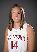 Kayla Pedersen of the Stanford basketball team.