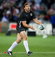Rugby World Cup Auckland  England v France  Quarter Final 2 - 08/10/2011.Alex Corbisiero  (England).Photo Frey Fotosports International/AMN Images