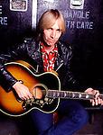 Tom Petty 1982 .© Chris Walter.