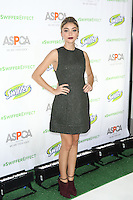 21 oct Sarah Hyland, Swiffer and ASPCA Celebrate Pet Adoption  - NY