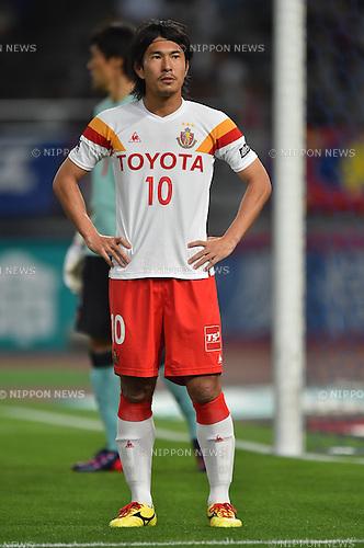 Yoshizumi Ogawa (Grampus), MAY 23, 2015 - Football / Soccer : 2015 J1 League 1st stage match between F.C.Tokyo 0-1 Nagoya Grampus at Ajinomoto Stadium in Tokyo, Japan. (Photo by AFLO)