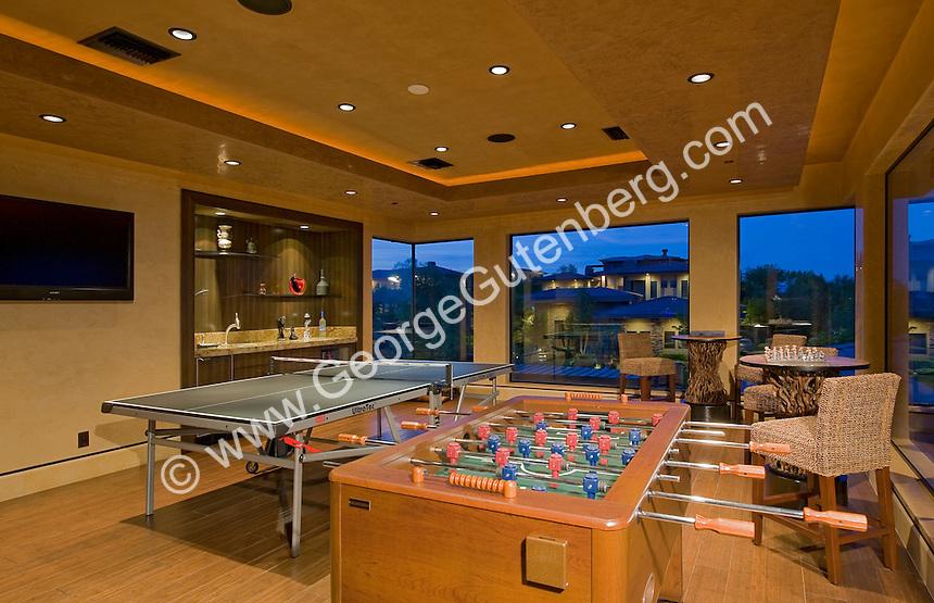 Arcade Table Living Room