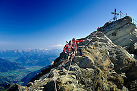 Kaprun, Salzburgerland, Austria, September 2008. Mt Kitzsteinhorn is the highest mountain in the region and makes for a really nice scramble to the summit. Photo by Frits Meyst/Adventure4ever.com