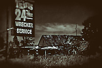 Wrecker Service 24 Hour. Don't stop here!