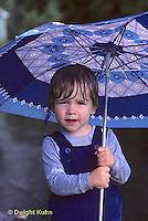 FA24-001z  Weather - child in rain