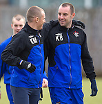 230310 Rangers training