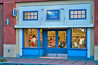 Janie and Jack, El Paseo Drive, Palm Desert, CA, Boutique, retailers; fashion; haute couture; shopping; haute couture; shopping; Mannequins; near Palm Springs; Palm Trees; California; Coachella Valley; Desert;