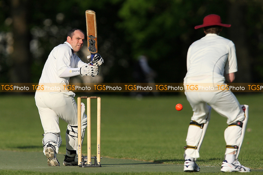 Rose & Crown CC (batting) vs Regents CC - Victoria Park Community Cricket League - 04/05/10 - MANDATORY CREDIT: Gavin Ellis/TGSPHOTO - Self billing applies where appropriate - Tel: 0845 094 6026