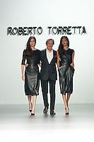 Mercedes-Benz fashion Week: Roberto Torretta