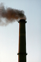 SMOKESTACK: BILLOWING BLACK SMOKE