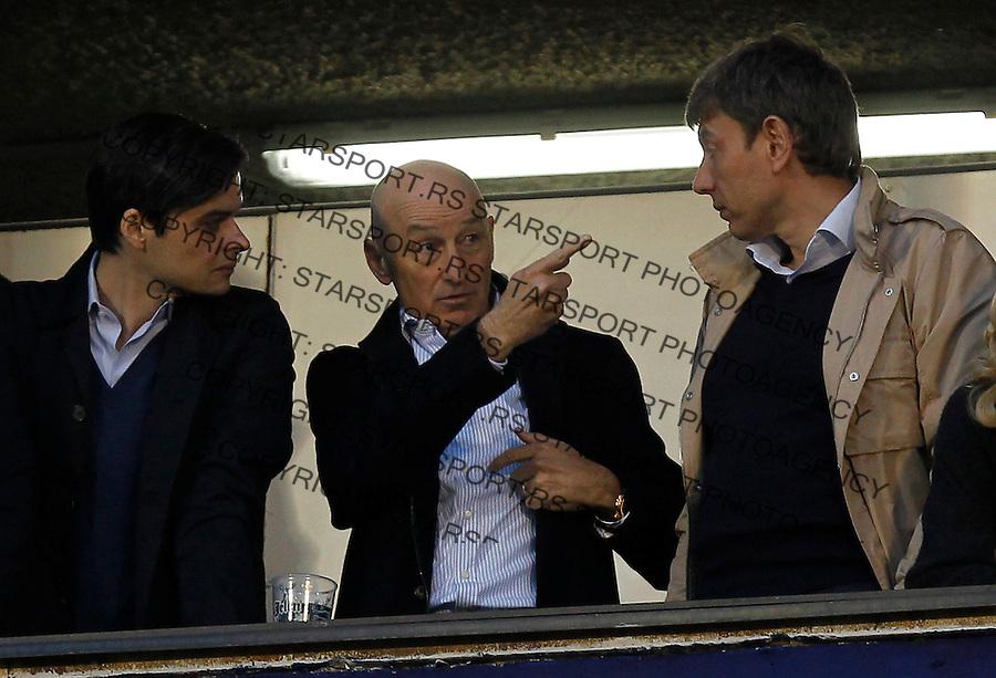 Fudbal, Kup Srbije 2011-2012.Partizan Vs. Crvena Zvezda, revans.Head coach Slavoljub Muslin.Beograd, 11.04.2012..foto: Srdjan Stevanovic/Starsportphoto ©