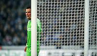 FUSSBALL   1. BUNDESLIGA   SAISON 2011/2012   22. SPIELTAG FC Schalke 04 - VfL Wolfsburg         19.02.2012 Marcel Schaefer (VfL Wolfsburg)