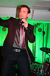 Singer Sean McDermott (Guiding Light) sings at Broadway - 2017 New Year's Eve Times Square Ball Drop at the Copacabana, New York City, New York with the Stars of Broadway. (Photo by Sue Coflin/Max Photos)  suemax13@optonline.net