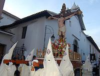 Semana Santa / Easter Week, Bogotá / Tunja, Colombia. Abil / April -2014