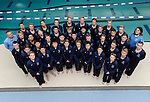 2-4-16, Skyline High School boy's swimming and diving team