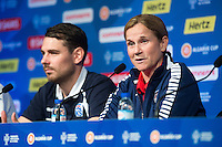 Algarve Cup Press Conference, March 3, 2015