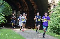 2016 Rails to Trails 5K walk/run 06-25-16