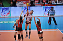 Kim Yeon-Koung (KOR),.MAY 23, 2012 - Volleyball : FIVB the Women's World Olympic Qualification Tournament for the London Olympics 2012, between Japan 1-3 Korea at Tokyo Metropolitan Gymnasium, Tokyo, Japan. (Photo by Jun Tsukida/AFLO SPORT) [0003].