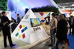 Stand dell'Expo Milano 2015 alla 34esima Borsa internazionale del turismo <br /> <br /> Expo Milano 2015 at 34th International Tourism Exchange