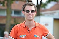 KAATSEN: LEEUWARDEN: 20-07-2014, Rengersdag, Taeke Triemstra, ©foto Martin de Jong