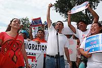 SEIU 32BJ Immigration Rally July 10, 2013 SELECTS