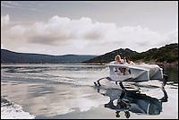 'Pond skater' Quadrofoil invented.