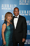 Kathryn Chenault and American Express CEO and Chairman Kenneth Chenault Attend Alvin Ailey American Dance Theater Opening Night Gala Benefit Held at New York City Center, NY