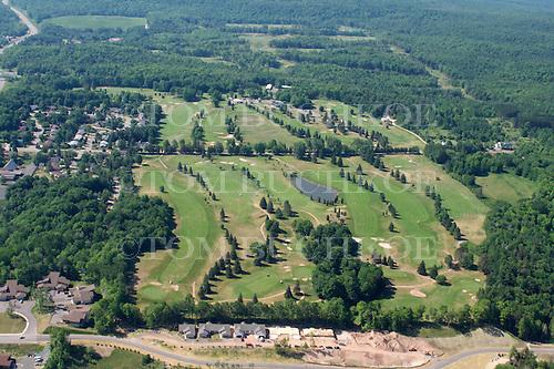 Marquette Golf Course, Marquette, Upper Peninsula of Michigan.