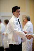 White Coat Ceremony, class of 2015. Kenneth Mensch.