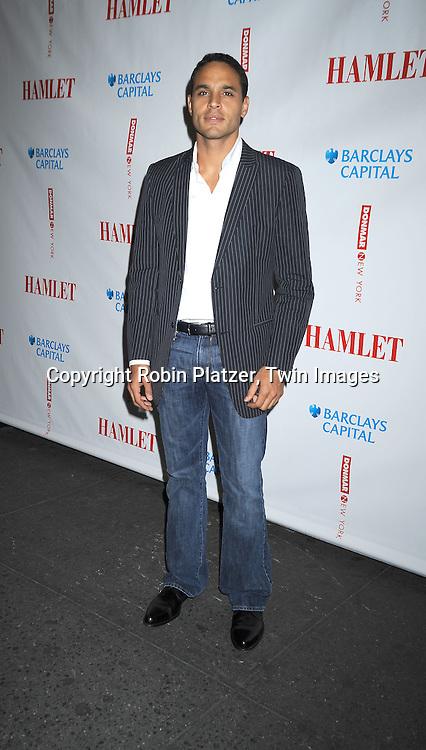 actor Daniel Sanjata