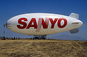 Sanyo Blimp in San Diego