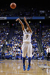 UK guard A'dia Mathies shoots the ball during the second half of the women's basketball game v. Depaul University in Rupp Arena in Lexington, Ky., on Sunday, December 7, 2012. Photo by Genevieve Adams | Staff
