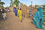 The Goz Amer refugee camp in eastern Chad. More than a quarter million residents of Darfur live in camps in Chad, along with almost 200,000 Chadians who have been internally displaced by related violence.