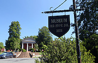 The historical Palymra, Virginia located in Fluvanna County. Photo/Andrew Shurtleff