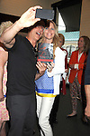 "Christian Jules LeBlanc and Lauralee Bell attend the book  at  signing of "" The Young & Restless LIfe of William J Bell"" by Michael Maloney and Lee Phillip Bell  on June 21, 2012 at The Barnes & Nobles in The Grove in Los Angeles."