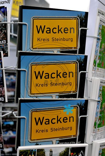 WACKEN Open Air -  Foto: Norman Rembarz..