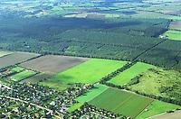 Deutschland, Schleswig- Holstein, Ohe, Campingplatz