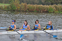 196 SES .Reading Rowing Club Small Boats Head 2011. Tilehurst to Caversham 3,300m downstream. Sunday 16.10.2011