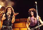 Dio 1984 Ronnie James Dio and Jimmy Bain....