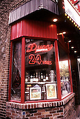 Dunn's famous delicatessen  in downtown Montreal