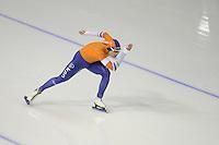 SPEEDSKATING: CALGARY: Olympic Oval, 25-02-2017, ISU World Sprint Championships, 1000m Men, Kai Verbij (NED), ©photo Martin de Jong