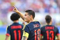 Copa America, Colombia (COL) vs United States (USA), June 03, 2016