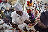 Durbar in Argungu 2013. Kebbi State, Nigeria.