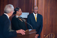 20150120 Wil Haygood Reception