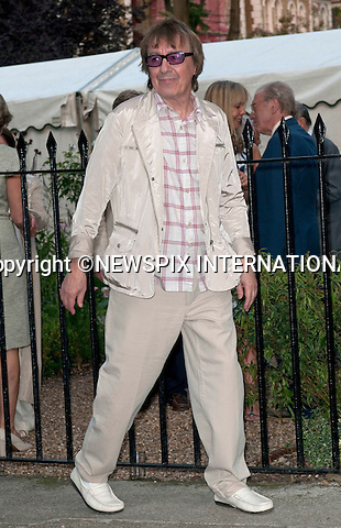 "BILL WYMAN.David Frost's annual party attended by Royalty; Celebrities and Politicians, London_02/07/2009.Mandatory Photo Credit: ©Dias/Newspix International..**ALL FEES PAYABLE TO: ""NEWSPIX INTERNATIONAL""**..PHOTO CREDIT MANDATORY!!: NEWSPIX INTERNATIONAL(Failure to credit will incur a surcharge of 100% of reproduction fees)..IMMEDIATE CONFIRMATION OF USAGE REQUIRED:.Newspix International, 31 Chinnery Hill, Bishop's Stortford, ENGLAND CM23 3PS.Tel:+441279 324672  ; Fax: +441279656877.Mobile:  0777568 1153.e-mail: info@newspixinternational.co.uk"