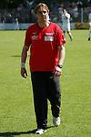 Sandhausen 10.05.2008, Gerd Dais (Trainer SV Sandhausen) in der Regionalliga beim Spiel SV Sandhausen - FC Bayern M&uuml;nchen II<br /> <br /> Foto &copy; Rhein-Neckar-Picture *** Foto ist honorarpflichtig! *** Auf Anfrage in h&ouml;herer Qualit&auml;t/Aufl&ouml;sung. Belegexemplar erbeten.