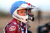 Stuart Robson of Lakeside looks on before heat 8 - Lakeside Hammers vs Wolverhampton Wolves - Elite League Speedway at Arena Essex Raceway - 16/05/11 - MANDATORY CREDIT: Gavin Ellis/TGSPHOTO - Self billing applies where appropriate - Tel: 0845 094 6026