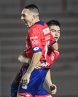 CimarronesFC vs Correcaminos Apertura2016